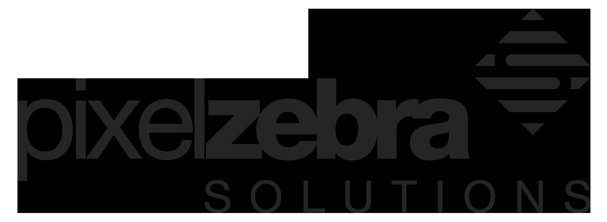 Logo Pixelzebra Solutions